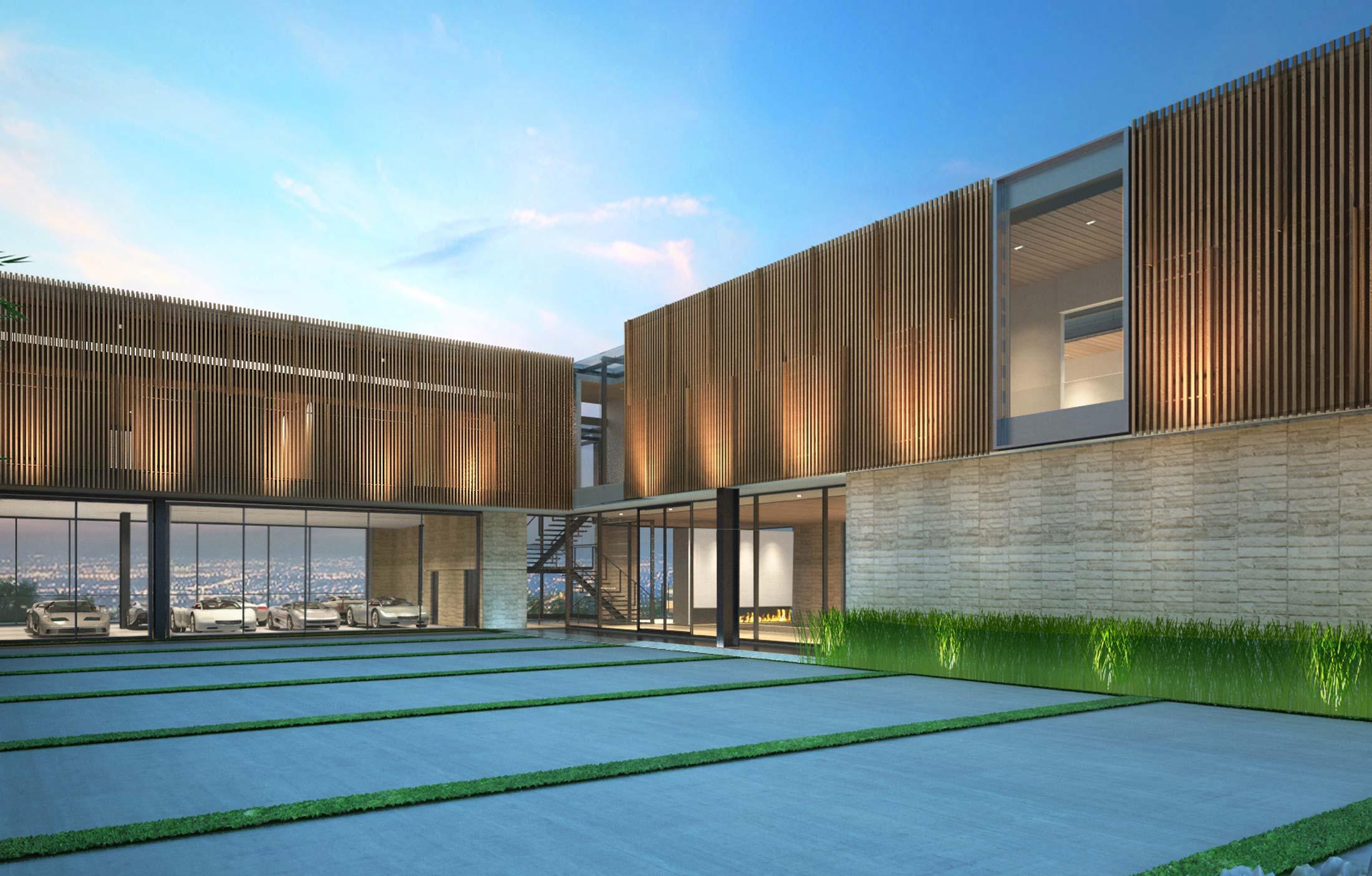 Bellagio way residence shubin donaldson for Modern residential architects