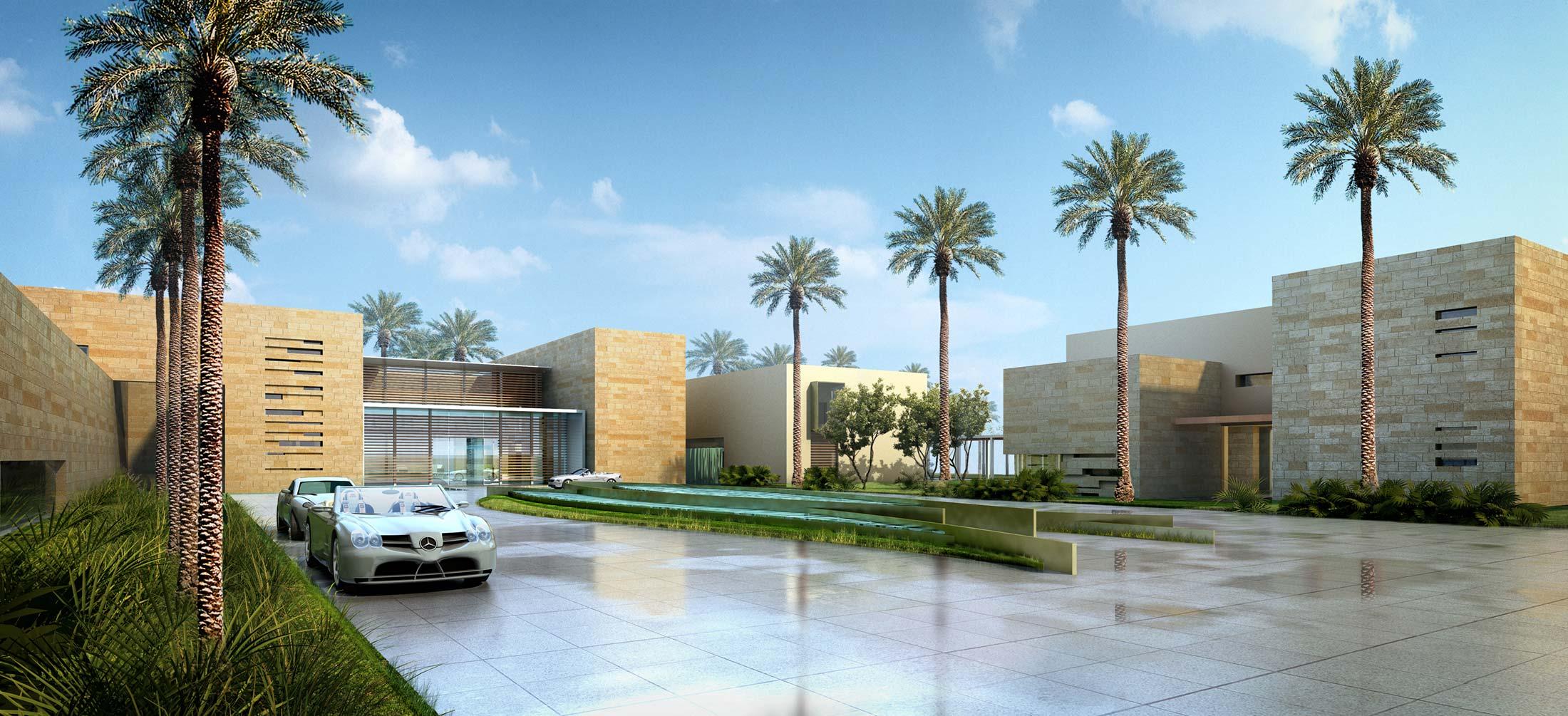 Dubai Villas Shubin Donaldson