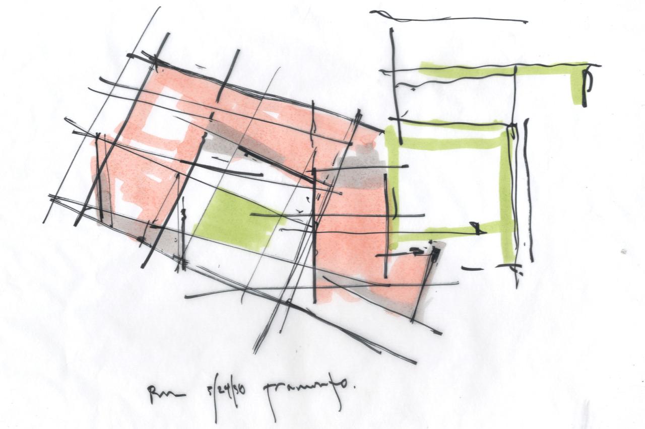 Tramonto 03.24.10 Site Plan Study
