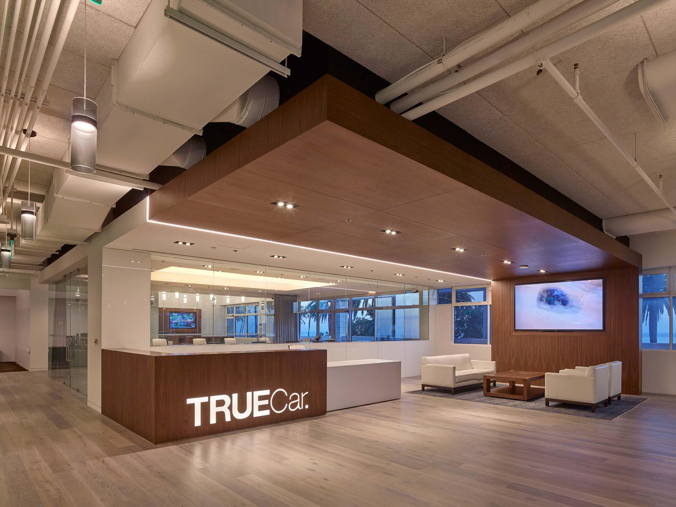 Truecar shubin donaldson for Commercial furniture interiors