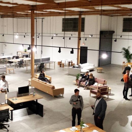 MASHStudios new Showroom. . . . . #shubindonaldson #colaborativework #mashstudios #losangeles #architecture #adaptivereuse #design #showroom #workspace