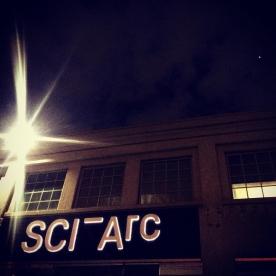 SCI Arc Open Season. . . . . #sciarc #shubindonaldson #laarchitecture #architectureschool