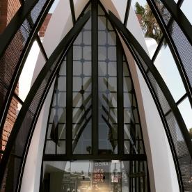 Church project nearing completion. . . . . #shubindonaldson #church #creativeoffice #adaptivereuse #architecture #design #losangeles #sunset #LA #almostcomplete #hqdevelopment #hqcreativeoffice